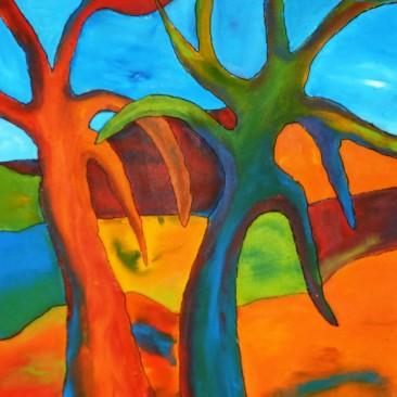 thema: bomen